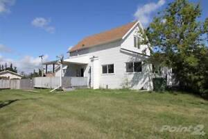 Homes for Sale in Lashburn, Saskatchewan $89,000