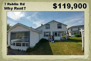Homes for Sale in Roblin, Ontario $119,900