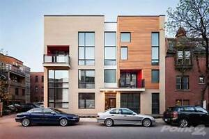 Condos for Sale in Le Plateau, Montréal, Quebec $599,000