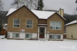 Homes for Sale in Tumbler Ridge, British Columbia $139,000
