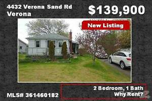 Homes for Sale in Verona, Ontario $139,900