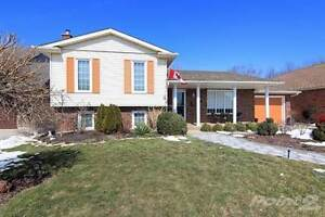 Homes for Sale in Dain City, Welland, Ontario $399,900
