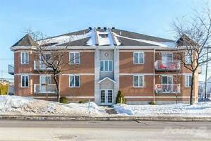 Condos for Sale in Pierrefonds West, Montréal, Quebec $259,000