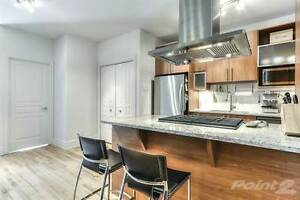 Condos for Sale in Le Plateau, Montréal, Quebec $419,000
