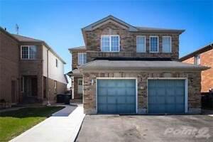 Homes for Sale in Bovaird/Bramalea, Brampton, Ontario $579,000