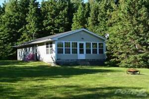 Homes for Sale in Malagash, Nova Scotia $199,999