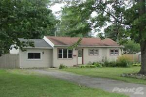 Homes for Sale in Crescent Park, Fort Erie, Ontario $249,900