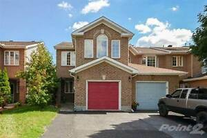 Homes for Sale in Longfields, Ottawa, Ontario $339,900