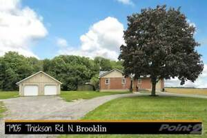 Homes for Sale in Baldwin/Brawley, Whitby, Ontario $1,800,000