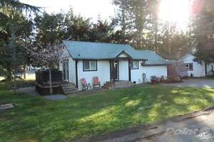 Homes for Sale in Lake Cowichan, British Columbia $189,900