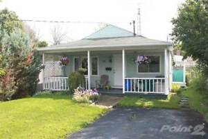 Homes for Sale in Central, Fort Erie, Ontario $219,900