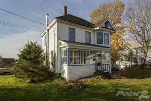 Homes for Sale in Central Amherst, Amherst, Nova Scotia $88,500