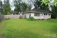 Homes for Sale in Crescent Park, Fort Erie, Ontario $89,900