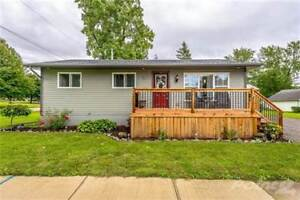 Homes for Sale in Crystal Beach, Fort Erie, Ontario $364,900