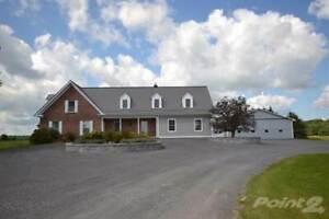 Homes for Sale in Hammond, Ottawa, Ontario $975,000