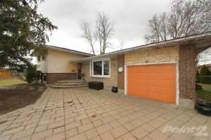 Homes for Sale in Maple Park, Welland, Ontario $399,900