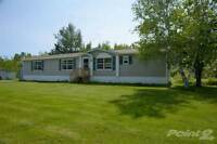 Homes for Sale in Waasis, New Brunswick $64,900