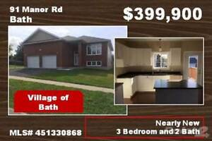 Homes for Sale in Bath, Ontario $399,900