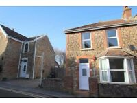 three bed terraced house portishead £900.00 mth