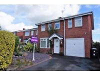 Four Bedroom Detached House, Freehold for Sale in village location of Gnosall, Stafford