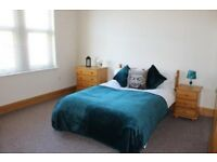 Spacious double room for rent in a house in great area of Croydon