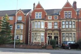 Nice Studio Flat with car park in Newport rd