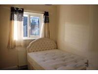 Large spare room available in two-bedroom house