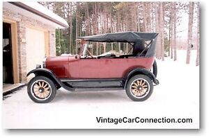 Classic, Collector and Antique Car Appraisals - Barrie and Area