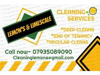 Lemons & Limescale Cleaning