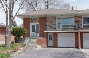 Beautiful House for Rent on Steeles and Leslie !!! (3 options)