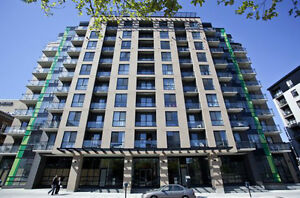 Penthouse for sale at Metro Berri, UQAM