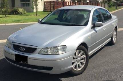 2004 Ford Falcon selling