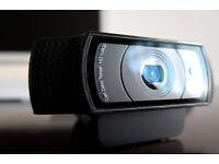 Logitech C920 Webcam 1080p HD