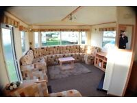 Great Condition Static - Perfect Family Caravan - Blue Cross Sale - Call Bryan- Dumfries