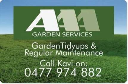 AAA Garden Services - 7 Days A Week Roleystone Armadale Area Preview