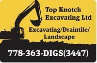 Top Knotch Excavating Ltd