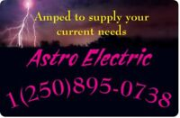 Astro Electric Contracting Electrician