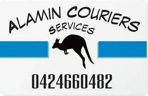 Alamin Couriers Services Pty Ltd Caroline Springs Melton Area Preview