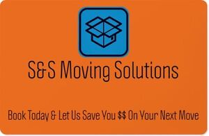 You Supply The Truck & We Will Load & Unload Your Belongings