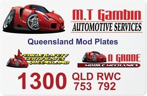 VEHICLE SAFETY CERTIFICATES Tweed Heads Tweed Heads Area Preview