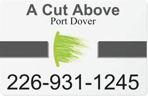 A Cut Above-Port Dover Lawn Care and Property Maintenance