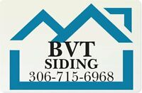 BVT Siding Ltd. Exterior Finishing and Evestrough