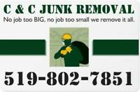 C & C Junk Removal