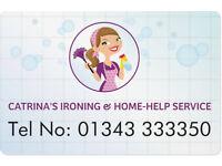 CATRINA'S IRONING & HOME-HELP SERVICE