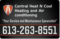 Furnace/AC/Heating/Cooling/water heater HVAC repair/installation
