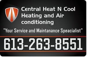 BEST HVAC rates for GOLD STAR service/sales/Installations.