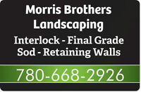 Grading and Sod Services
