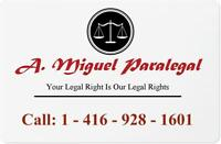 EMPLOYMENT LAW PROBLEM CALL 416 928 1601
