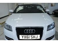 Stunning Audi A3 Cabroilet- deisel, manual-in pristine condition- full Audi service history