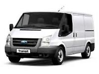 Man with van services. Rubbish clearances, gardening and removals